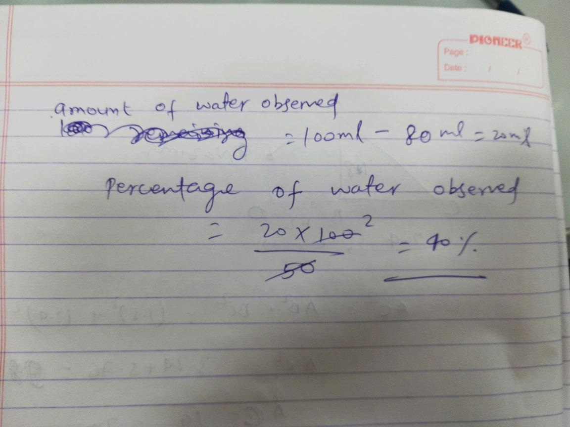 how to calculate percentage of salt in water