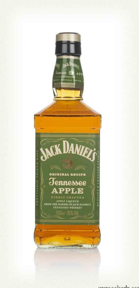 jack daniels apple whiskey proof