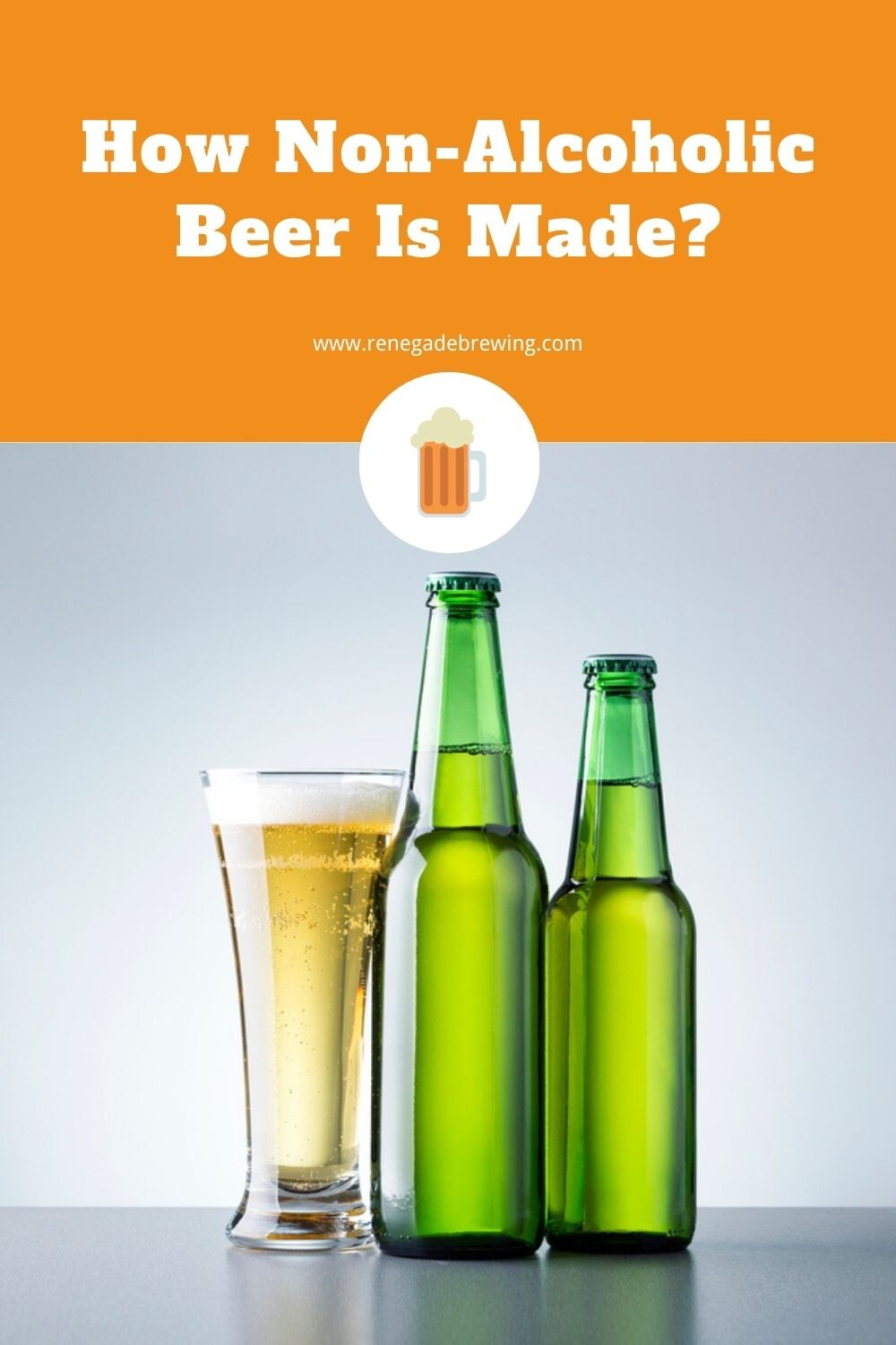 how to put alcohol in non alcoholic beer
