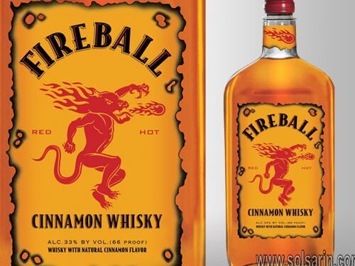 what percent alcohol is fireball whiskey