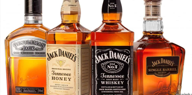 jack daniels whiskey 80 proof