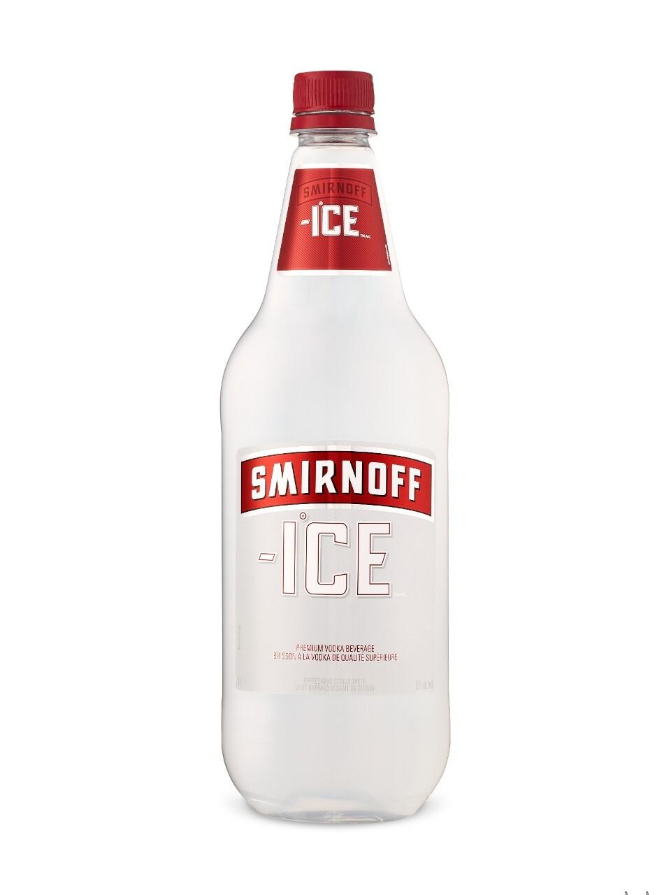 how much alcohol is in smirnoff raspberry vodka