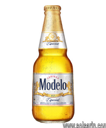 how much percent of alcohol is in modelo beer