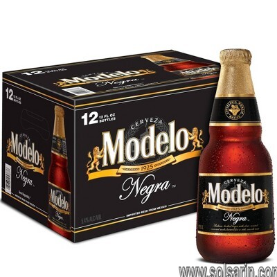 negra modelo especial alcohol content