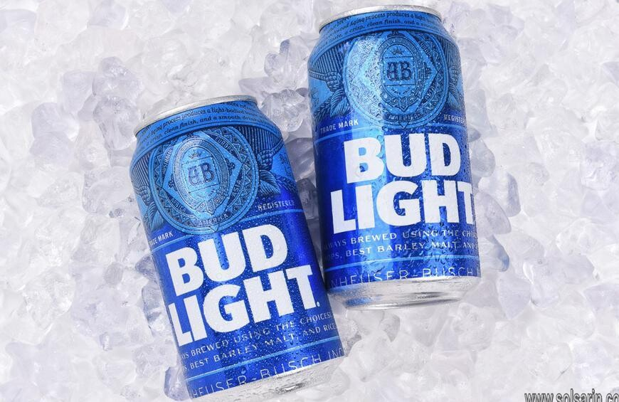 what percent alcohol does bud light have