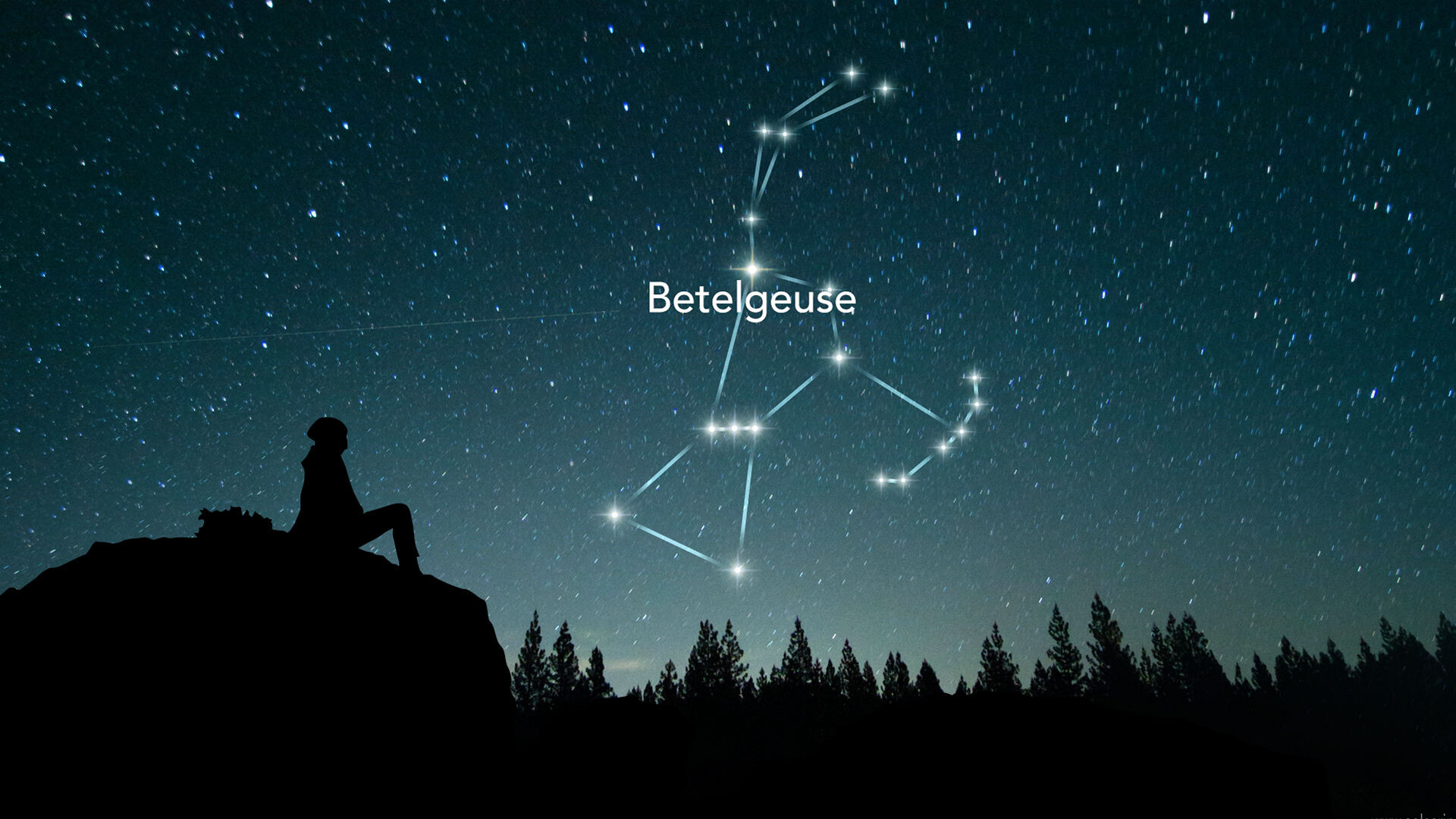 betelgeuse is part of which constellation?