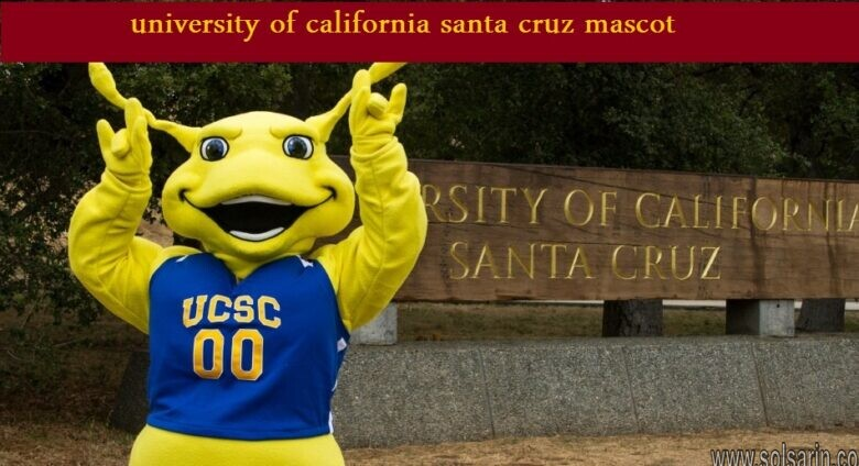 university of california santa cruz mascot