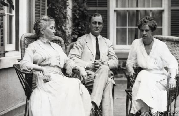 franklin roosevelt's wife