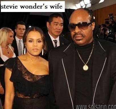 stevie wonder's wife