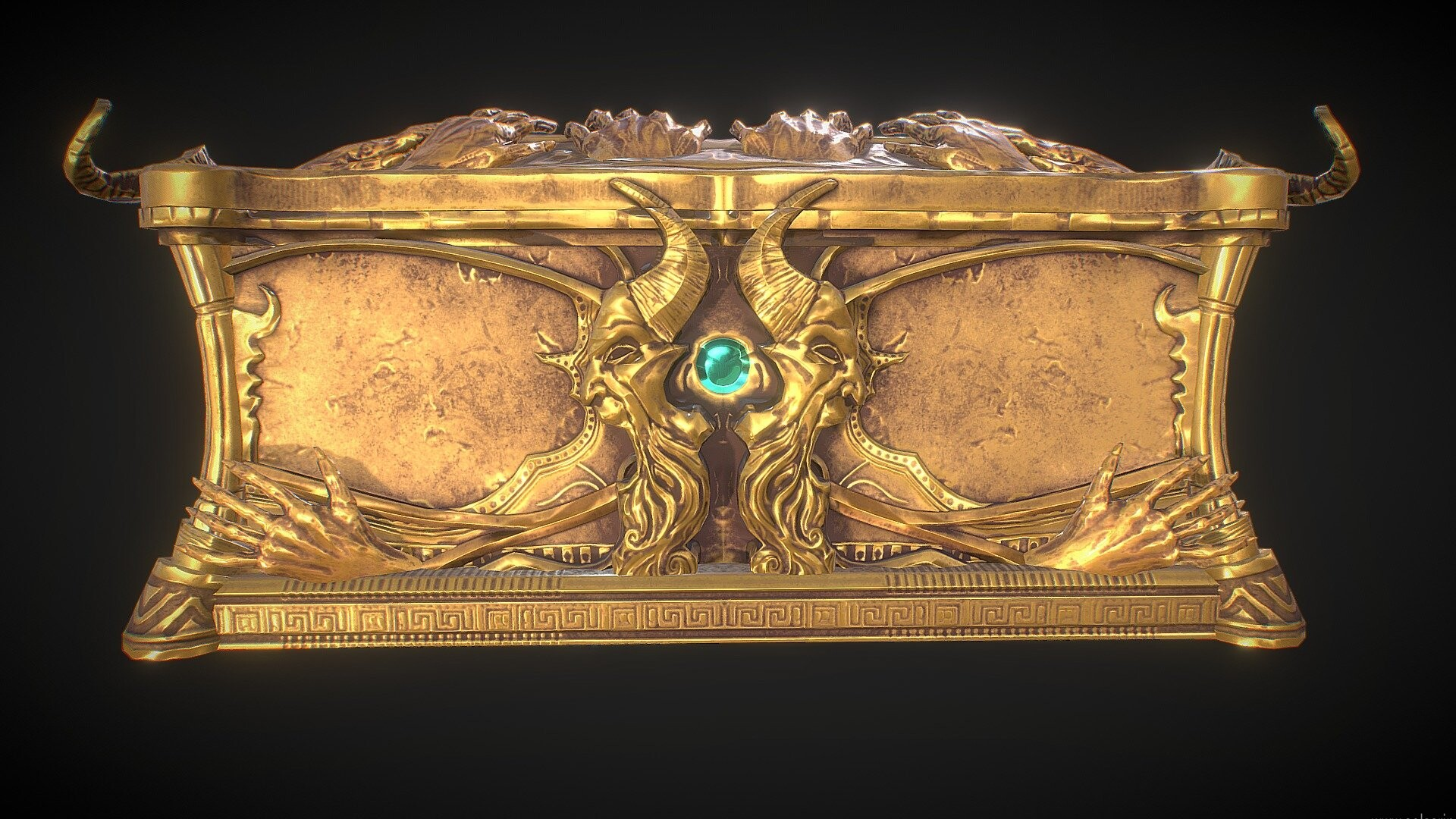 what is pandora's box in god of war