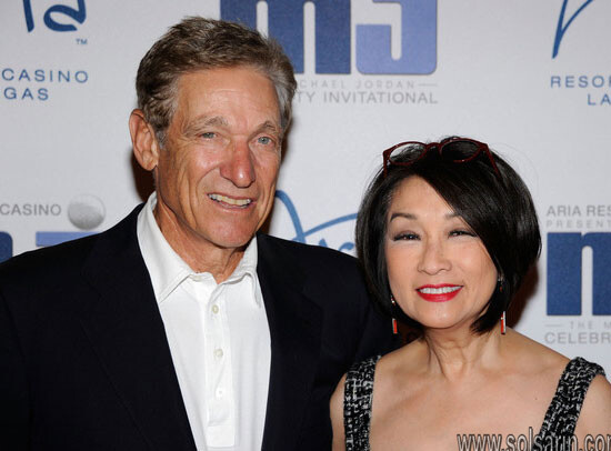 was julie chen married to maury povich