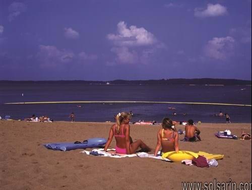 closest beach to louisville ky
