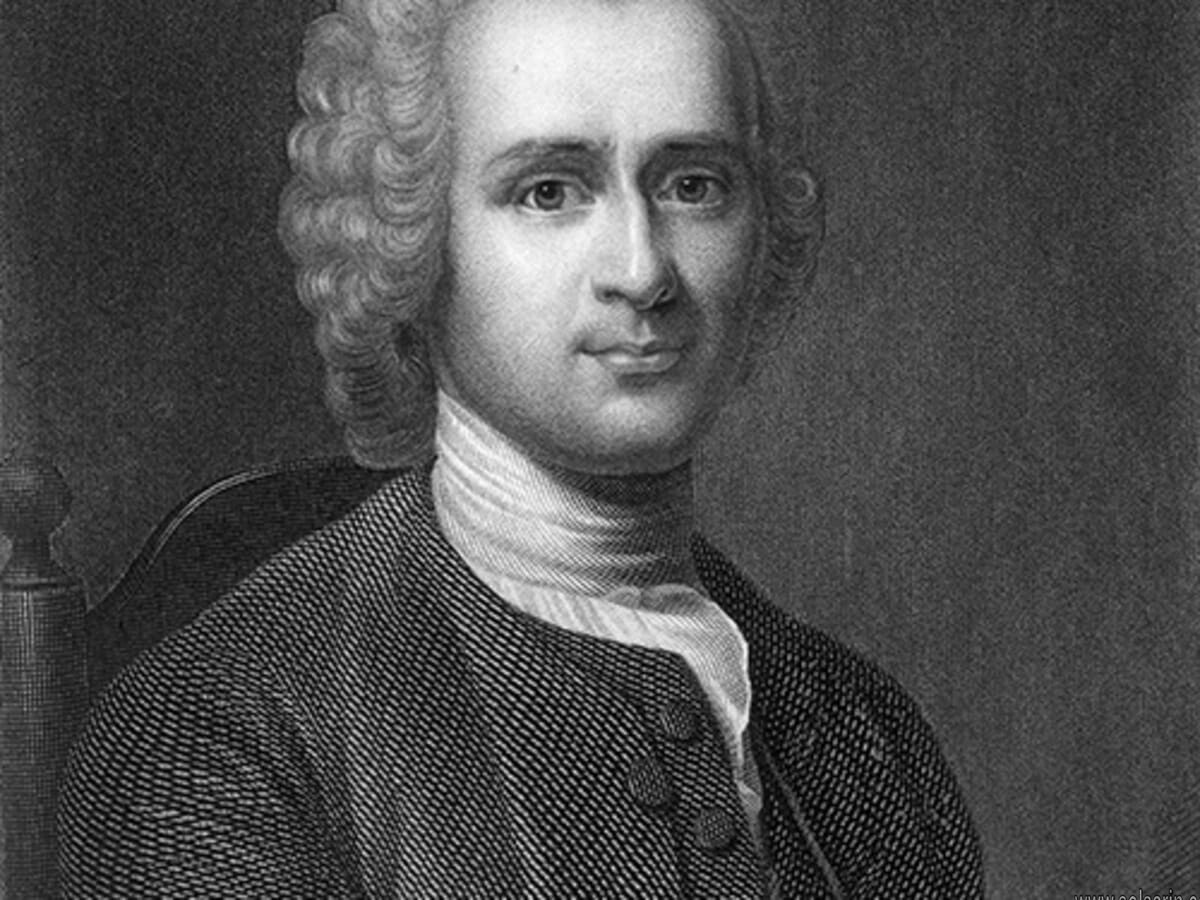 what nationality was jean-jacques rousseau?