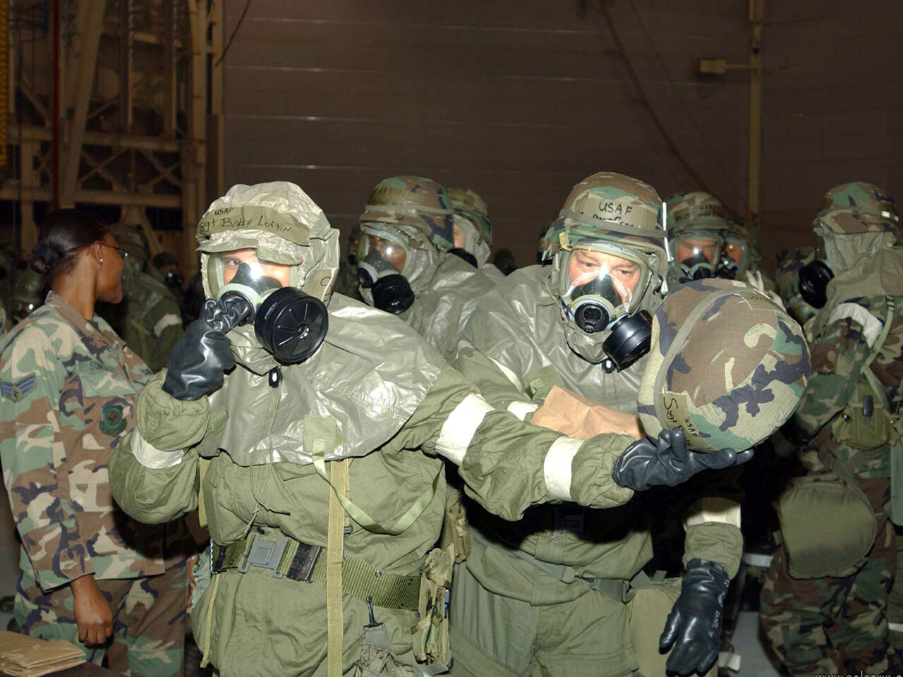 who decides to implement split mopp