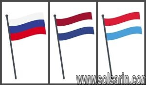 which 2 countries used to have the same flag