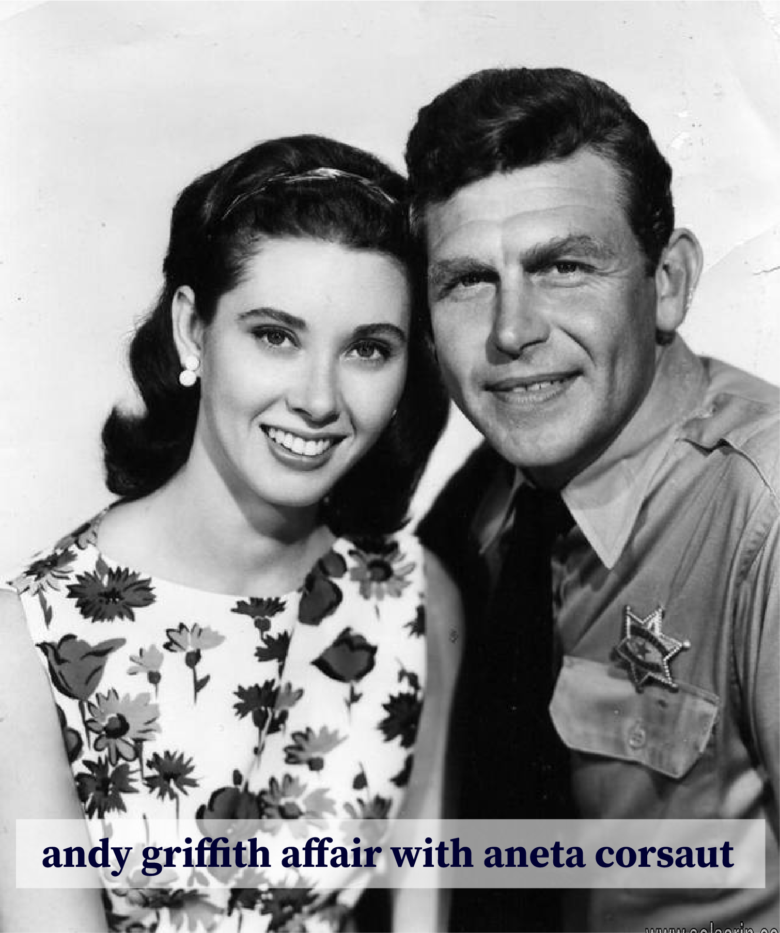 andy griffith affair with aneta corsaut