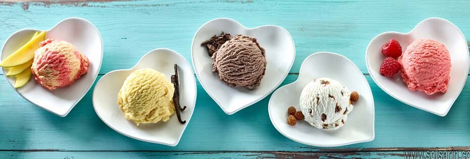 is ice cream good for your health