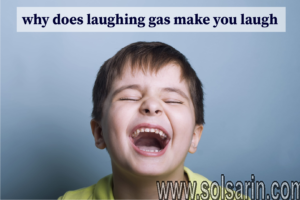 why does laughing gas make you laugh